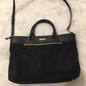 Michael Kors Black Office Tote Bag